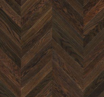 Podłoga drewniana - Chevron Dąb Antyk