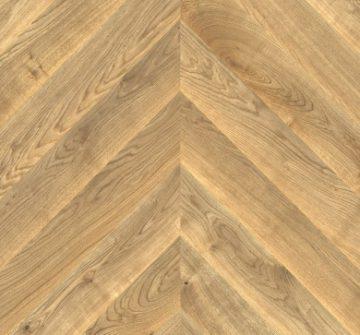 Podłoga drewniana - Chevron Dąb Classic
