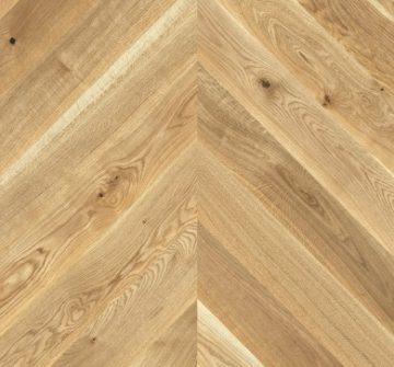 Podłoga drewniana - Chevron Dąb Country